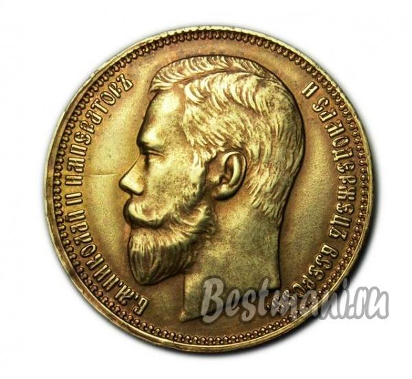 Серебряный рубль николая второго 1902 года цена саламандра серия: самая малая золотая монета