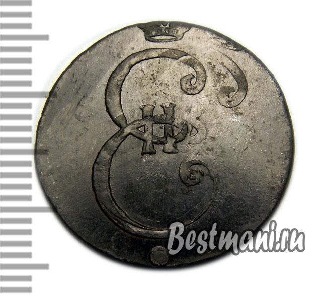 1 копейка 1796 года цена zloty 1991