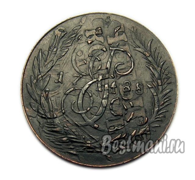 2 копейки 1762 года термины монет