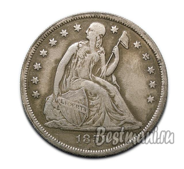 Серебряная монета кавказа монета номиналом 20 республика георгия