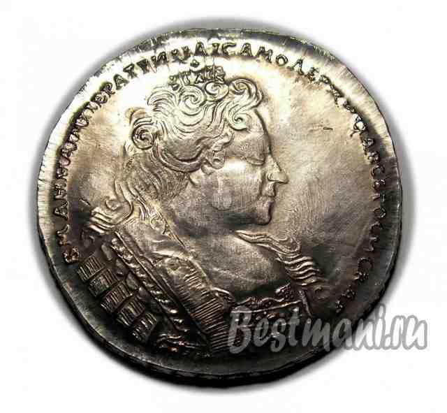 Купить рубль анны иоанновны альбомы для монет а4