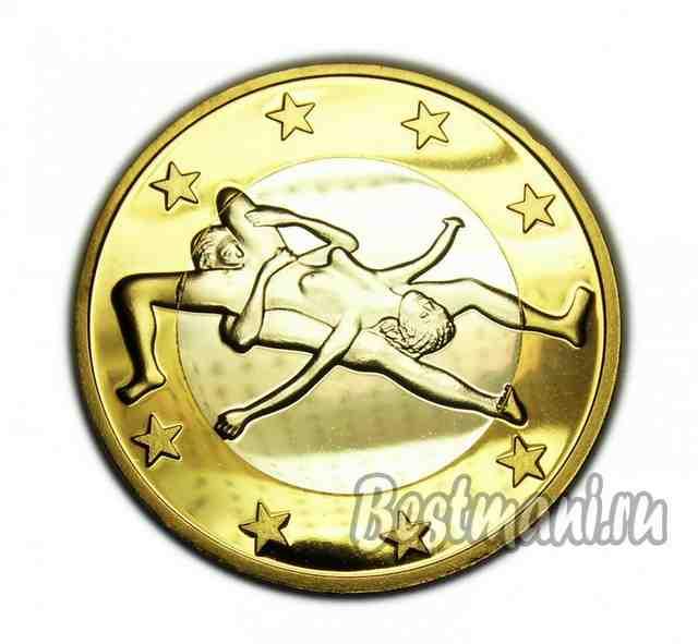 Монета сексевро
